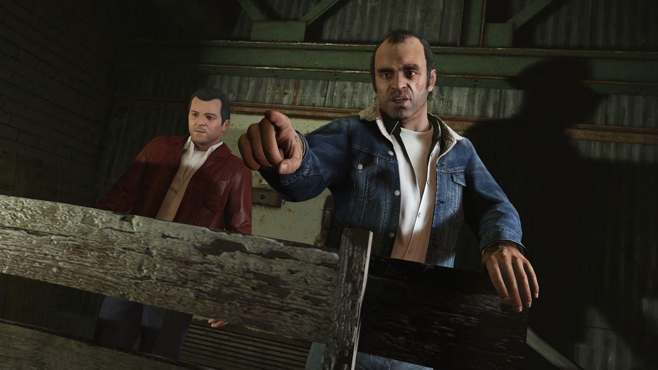 Επιστροφή στην πρώτη θέση για το GTA V! - videogamer.gr