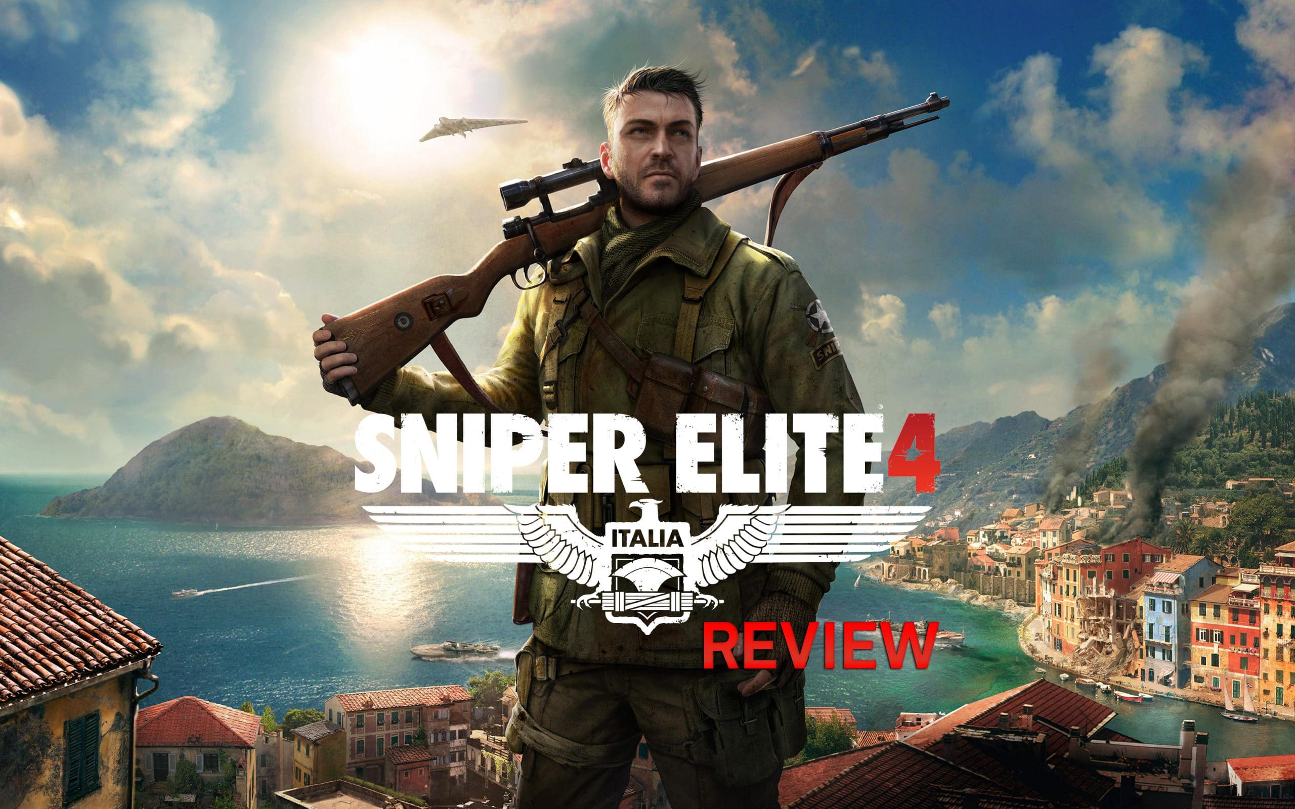 Sniper Elite 4 Review - videogamer.gr