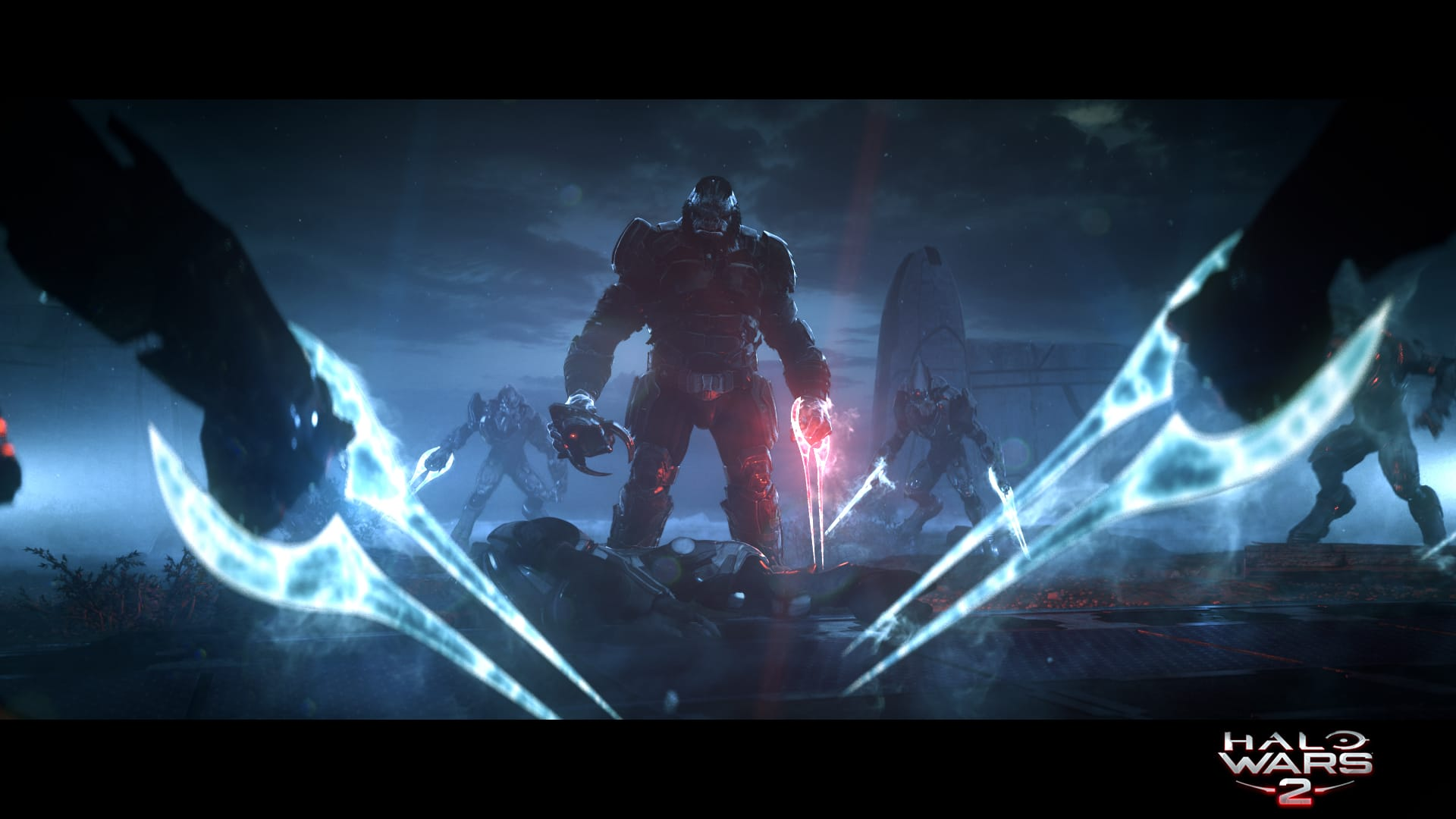 Halo Wars 2 Cinematic Still Atriox Uprising
