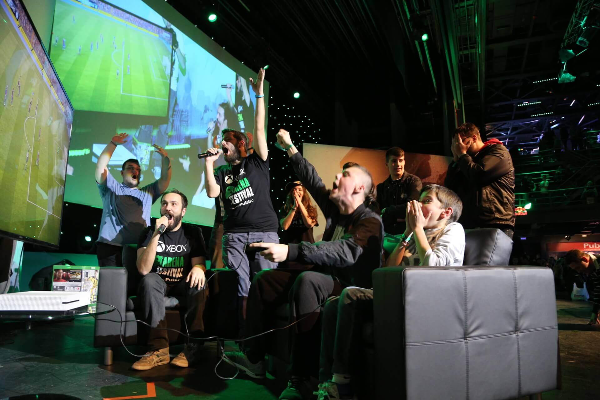 Μεγάλη επιτυχία το Xbox Arena Festival - videogamer.gr