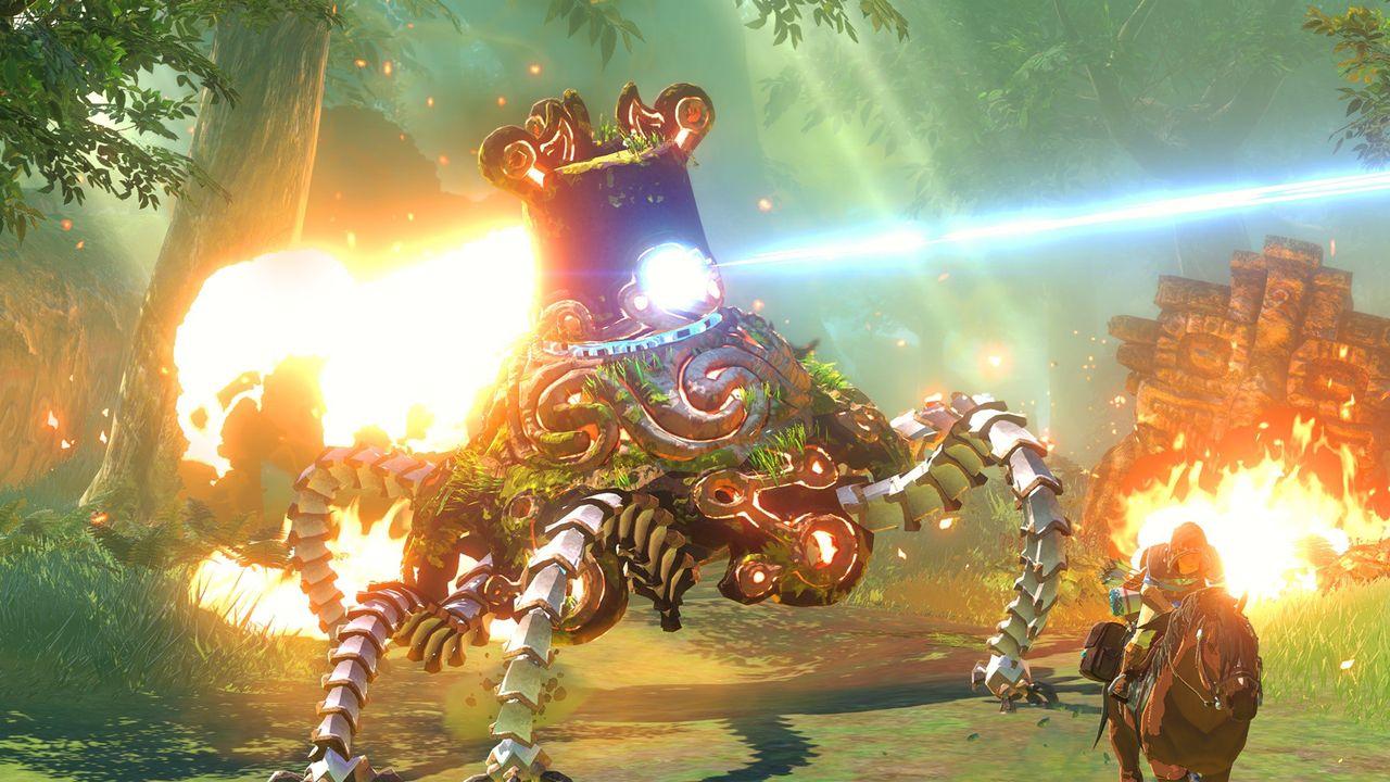 Δες πως δημιουργήθηκε το Legend of Zelda: Breath of the Wild - videogamer.gr