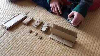 Έφτιαξε Switch από χαρτόνια επειδή δεν του αγόραζε η μαμά του την κονσόλα! - videogamer.gr