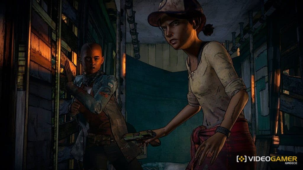 The Walking Dead: A New Frontier episode 5