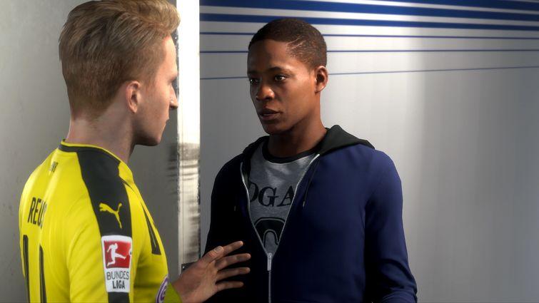 Ο Alex Hunter επιστρέφει στο FIFA 18! - videogamer.gr