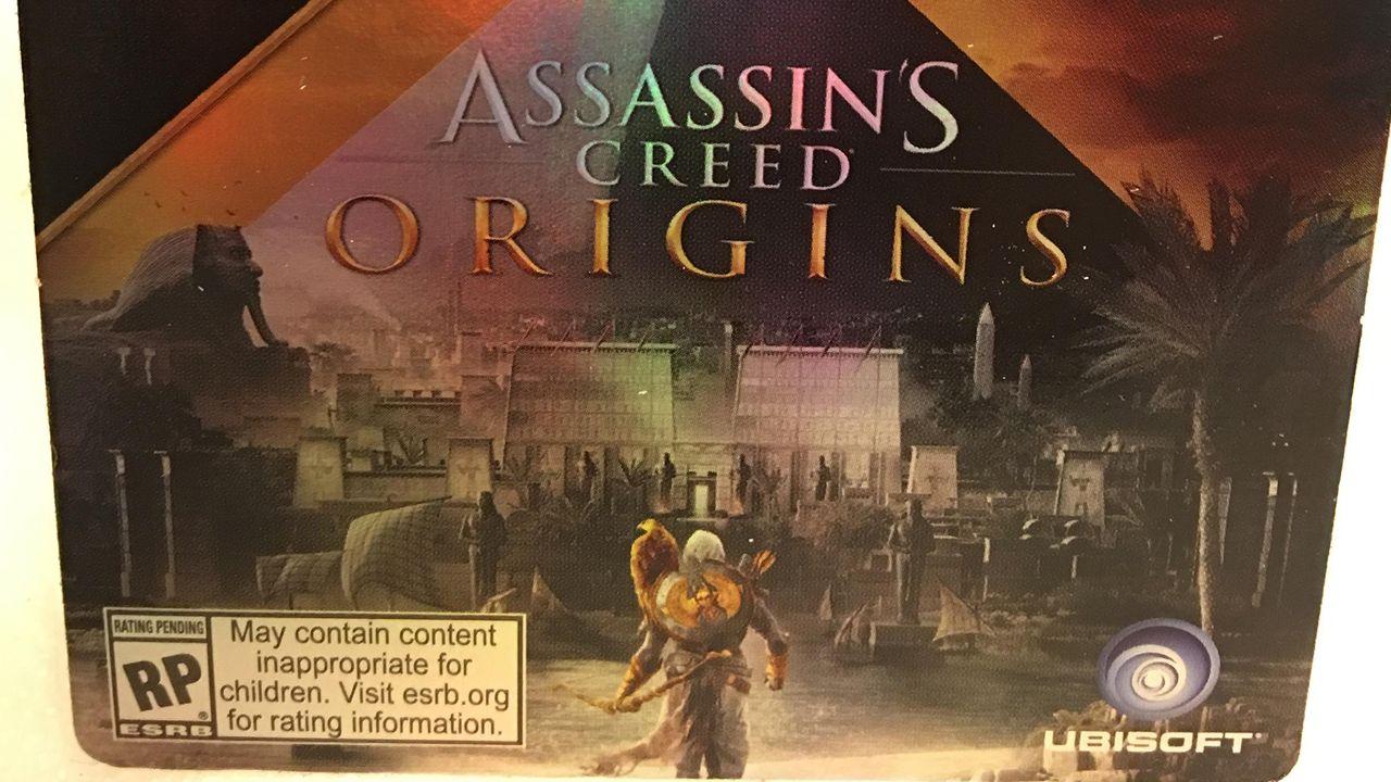 Assasin's Creed Origins, AC Origins, Ubisoft