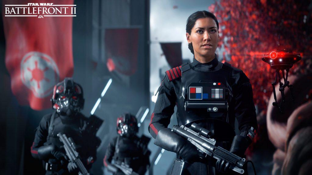 Ζουμερό Gameplay από Star Wars Battlefront 2! - videogamer.gr