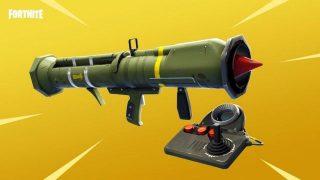 Επιστρέφει το Guided Missile στο Fortnite
