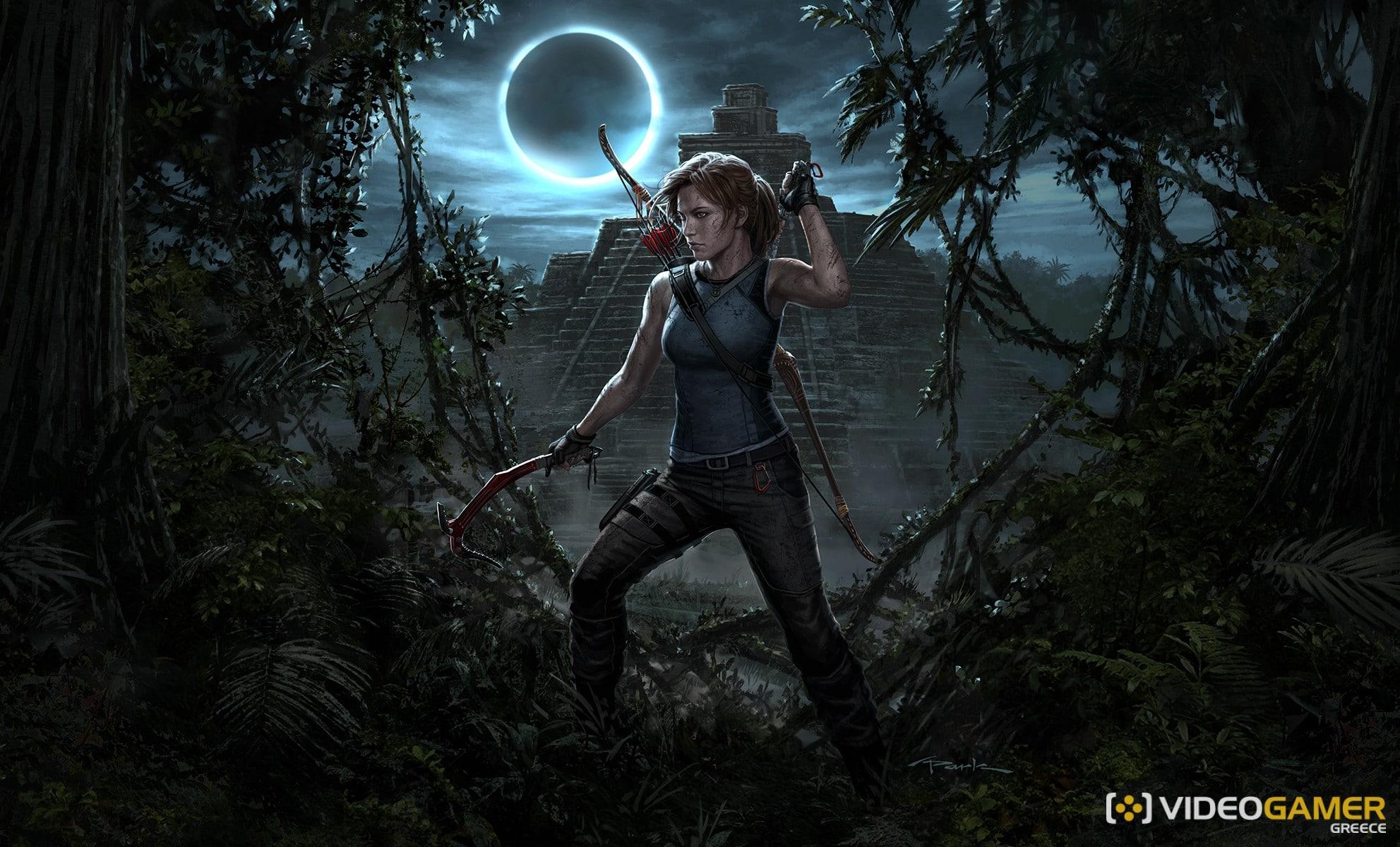 Ένας πανέμοροφος κόσμος στο τελευταίο Tomb Raider trailer