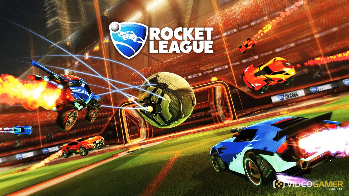 Δωρεάν το Rocket League για το Σαββατοκύριακο!