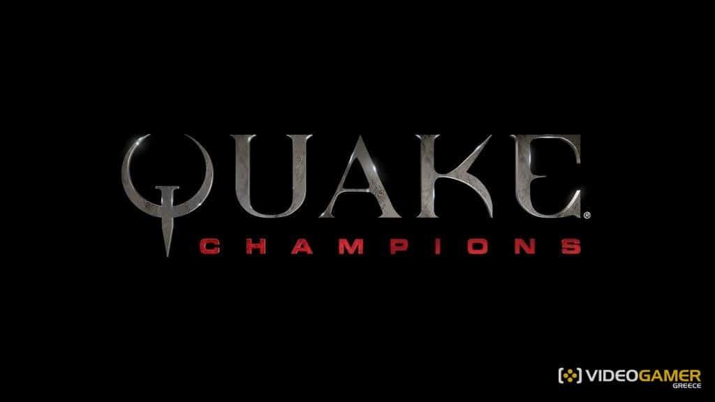 Το Quake Champions είναι πλέον free-to-play