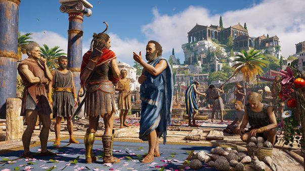 Ο πιο επιτυχημένος AC τίτλος το Odyssey στην Ιαπωνία, σύμφωνα με το αφεντικό της Ubisoft