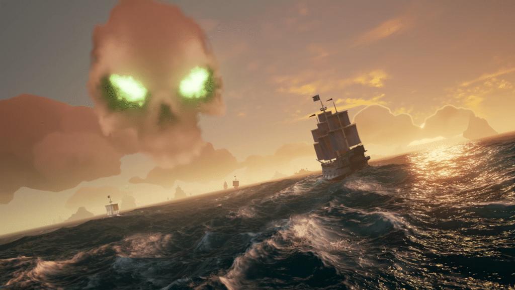 Το Shrouded Spoils expansion του Sea of Thieves έρχεται τον επόμενο μήνα