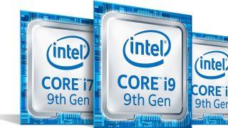 Intel Core 9ης γενιάς