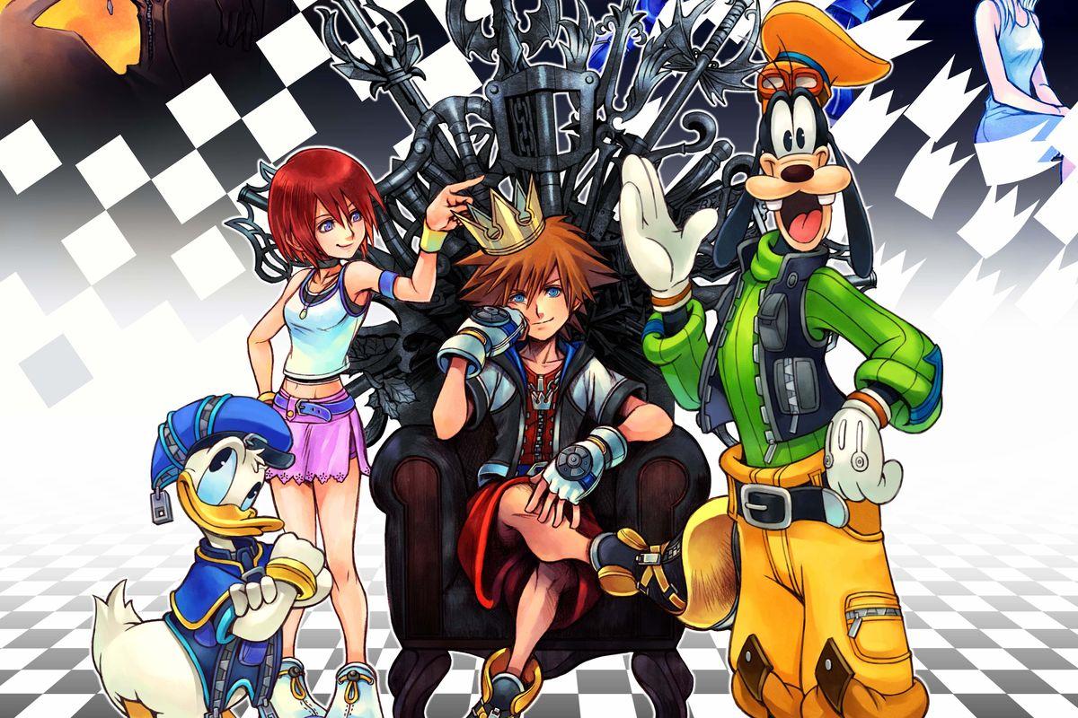 Το Kingdom Hearts: The Story So Far επιβεβαιώθηκε για το PS4!