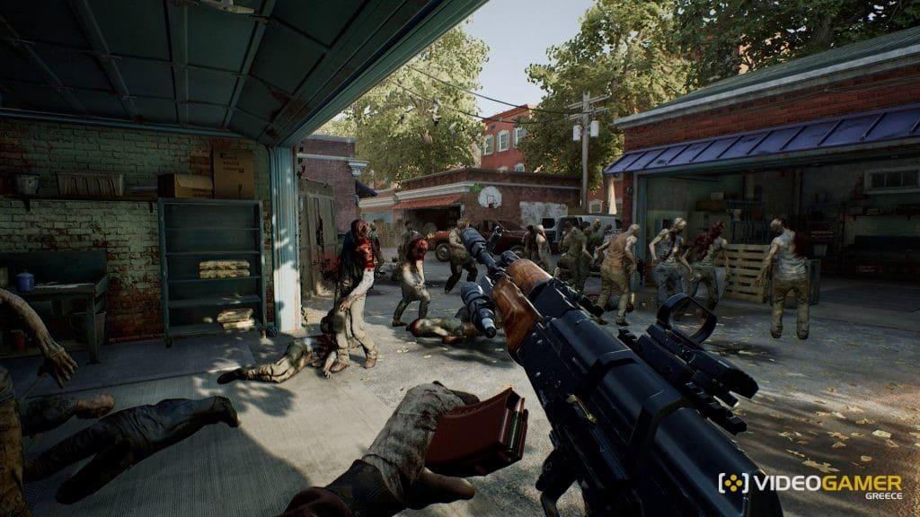 Διαθέσιμη τώρα η closed beta του Overkill's The Walking Dead