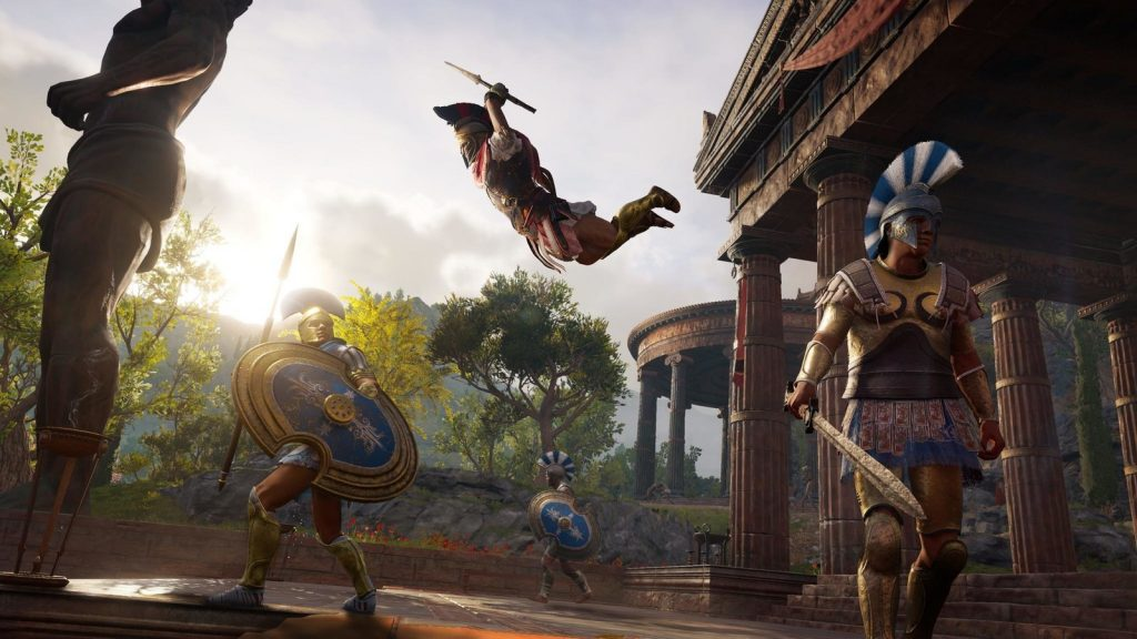 Νέα Live Events έρχονται στο Assassin's Creed Odyssey !