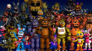 Five Nights At Freddy's World;