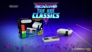 Διαθέσιμο από σήμερα το NES Mini