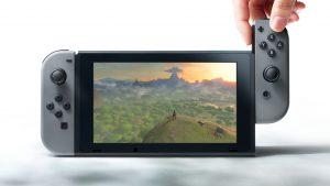 Nintendo Switch : £199.99 η τιμή της βασικής έκδοσης
