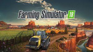 Διαθέσιμο το Farming Simulator 18 για 3DS και Vita τον Ιούνιο