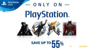 PS Store: Έως και 55% έκπτωση σε exclusive τίτλους
