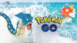 Pokemon Go: Διαθέσιμο από σήμερα το Water Festival Event