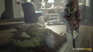 Καθυστερεί το Not a Hero DLC του Resident Evil 7