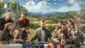 Far Cry 5: Νέο artwork κάνει την εμφανισή του αποκαλύπτωντας τους πρωταγωνιστές