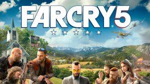 Αποκαλυπτήρια για το Far Cry 5