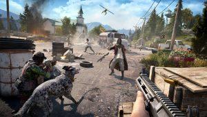 Far Cry 5: Ο κεντρικός χαρακτήρας θα είναι customisable