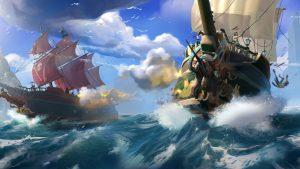 Αγριεμένη η θάλασσα στο νέο Sea of Thieves gameplay - videogamer.gr