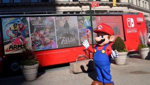 Περισσότερες δηλώσεις από την Nintendo Μέσα στο 2017