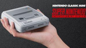 Nintendo Classic Mini: Η Super Nintendo Edition ανακοινώνεται για την Ευρώπη
