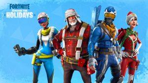 Τα Χριστούγεννα κατέφθασαν και στο Fortnite