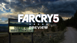 Far Cry 5 Preview + Gameplay