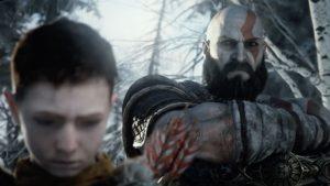 TV Spot για το επερχόμενο God of War