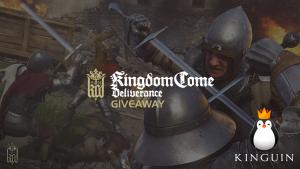 Kingdom Come: Deliverance Kinguin Giveaway