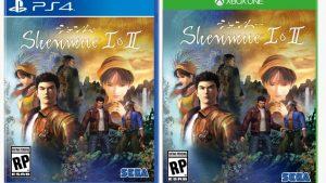 Τα Shenmue I και II έρχοντα στα PS4, Xbox One και PC
