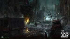 E3 Teaser trailer για το The Sinking City