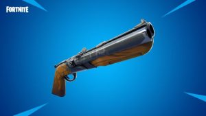 Το Double Barrel Shotgun έρχεται στο Fortnite