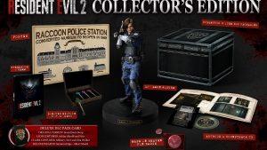 Ανακοινώθηκε και η Ευρωπαική Collectors Edition για το Resident Evil 2