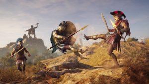 Οι πωλήσεις του Assassin's Creed Odyssey δεν φτάνουν αυτές του Origins