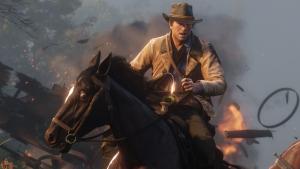 Ακόμη πρώτο σε πωλήσεις το Red Dead Redemption 2 σε Αγγλία