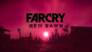 Ανακοινώθηκε το Far Cry New Dawn