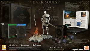 Ανακοινώθηκε η Dark Souls Trilogy Collector's Edition