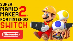 Το Super Mario Maker 2 έρχεται στο Nintendo Switch