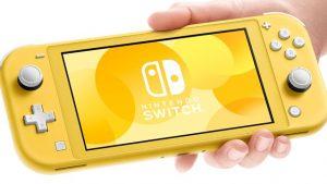 Το Nintendo Switch Lite είναι γεγονός