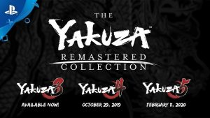 To Yakuza Remastered Collection έγινε επίσημο
