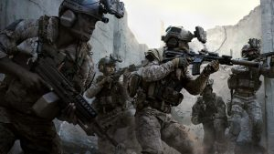 Battle Royale mode για το Call of Duty: Modern Warfare