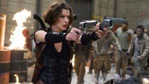 Άσχημα τα νέα για την σειρά Resident Evil